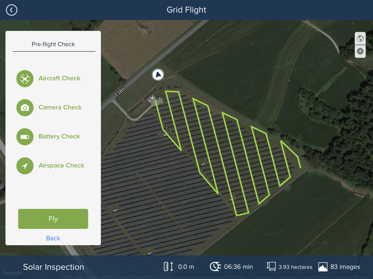 uav flight planning
